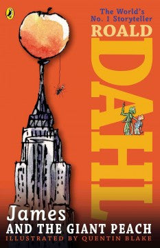 Dahl, Roald, James and the Giant Peach