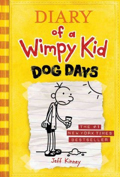 Kinney, Jeff, Diary of a Wimpy Kid; Dog Days
