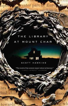 Hawkins, Scott, The Library at Char