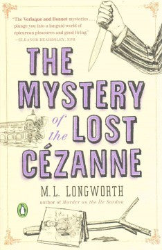 Longworth, M. L., The Mystery of the Lost Cezanne