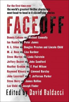 Baldacci, David, editor, FACEOFF