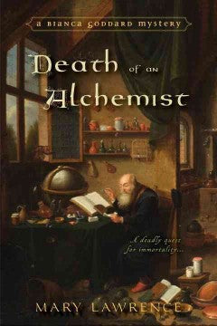 Lawrence, Mary - Death of an Alchemist