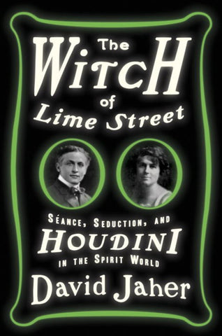 David Jaher - The Witch of Lime Street