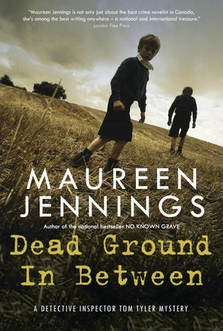 Maureen Jennings - Dead Ground in Between