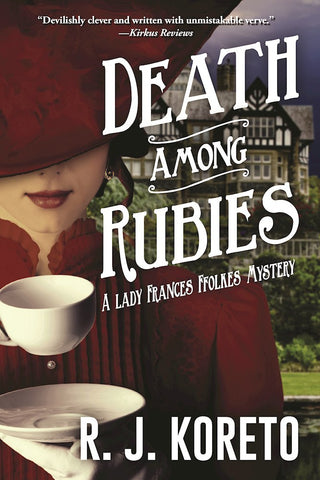R.J. Koreto - Death Among Rubies