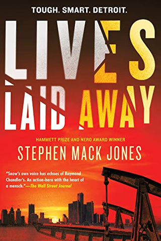 Stephen Mack Jones - Lives Laid Away