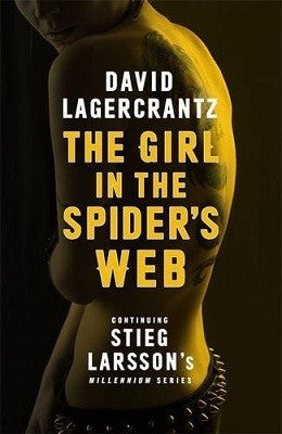 David Lagercrantz - The Girl in the Spider's Web (UK edition)