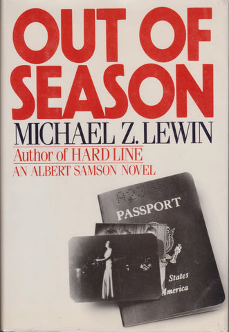 Lewin, Michael Z. - Out of Season