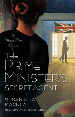 Susan Elia MacNeal - The Prime Minister's Secret Agent