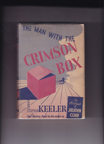 Keeler, Harry Stephen - The Man With the Crimson Box