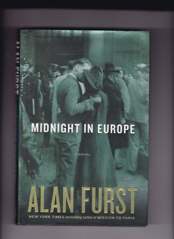 Furst, Alan - Midnight In Europe