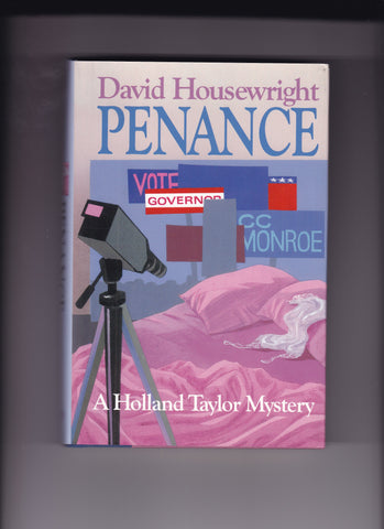 Housewright, David - Penance
