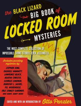 Otto Penzler, ed. - The Big Book of Locked-Room Mysteries