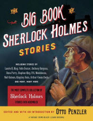 Otto Penzler, ed. - The Big Book of Sherlock Holmes Stories - Signed