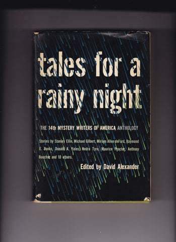 Alexander, David (ed.) - Tales For a Rainy Night