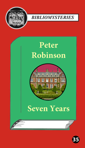 Peter Robinson - Seven Years