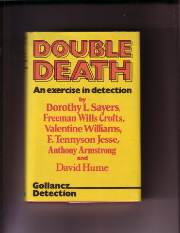 Sayers, Dorothy L. et al - Double Death