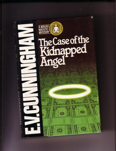 Cunningham, E.V. - The Case of the Kidnapped Angel