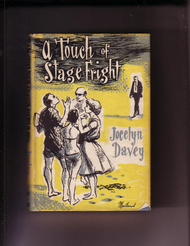 Davey, Jocelyn - A Touch of Stage Fright