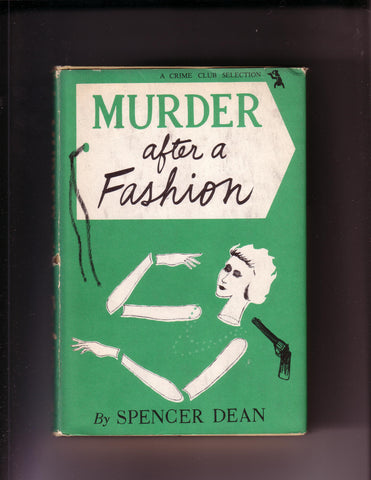 Dean, Spencer - Murder After a Fashion
