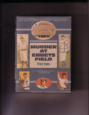 Soos, Troy - Murder At Ebbets Field