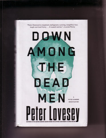 Lovesey, Peter - Down Among the Dead Men