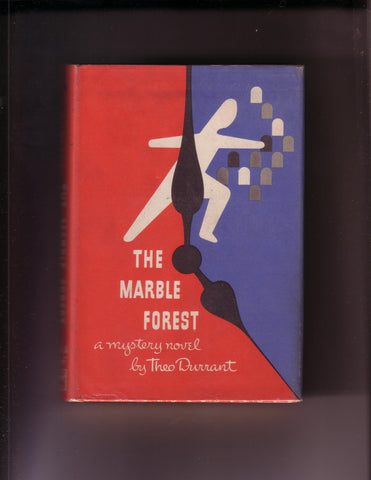 Durrant, Theo - The Marble Forest