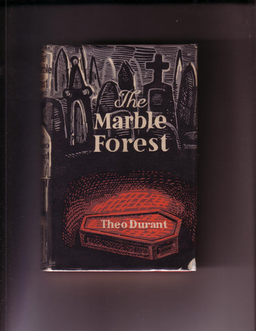 Durant, Theo - The Marble Forest
