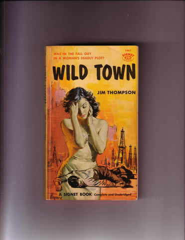 Thompson, Jim - Wild Town