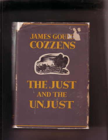 Cozzens, James Gould - The Just and the Unjust
