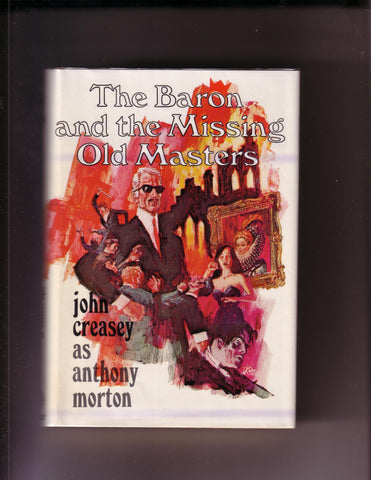 Morton, Anthony - The Baron and the Missing Old Masters