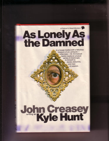 Creasey, John - As Lonely As the Damned
