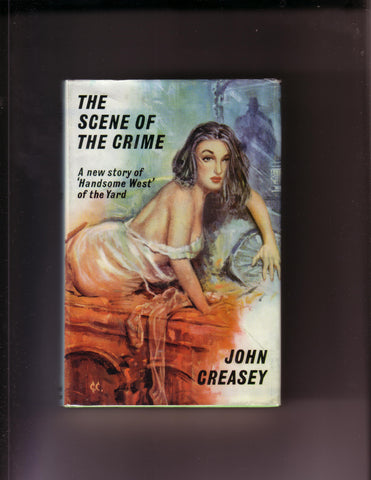 Creasey, John, The Scene of the Crime