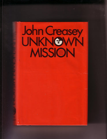 Creasey, John - Unknown Mission