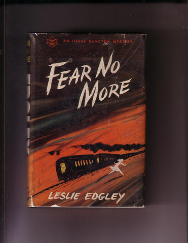 Edgley, Leslie - Fear No More