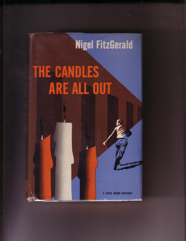 FitzGerald, Nigel - The Candles Are All Out