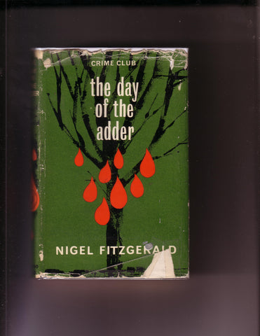 FitzGerald, Nigel - The Day of the Adder