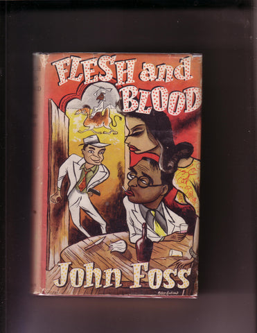 Foss, John - Flesh and Blood