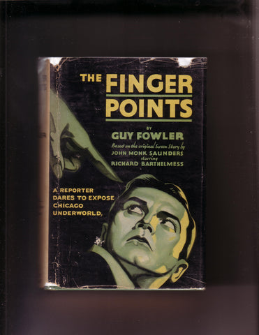 Fowler, Guy - The Finger Points