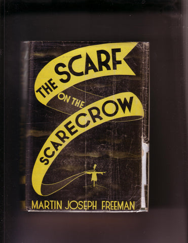 Freeman, Martin Joseph - The Scarf On the Scarecrow