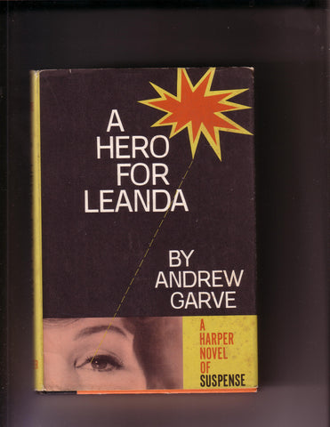 Garve, Andrew - A Hero For Leanda