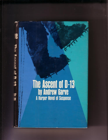 Garve, Andrew - The Ascent of D-13