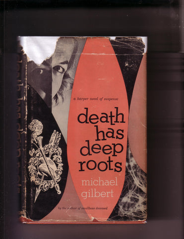 Gilbert, Michael - Death Has Deep Roots