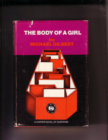 Gilbert, Michael - The Body of a Girl