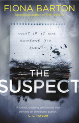 Fiona Barton - The Suspect - UK Signed