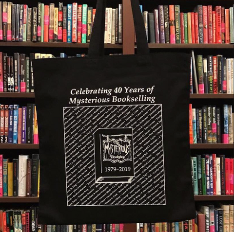 40th Anniversary Tote Bag