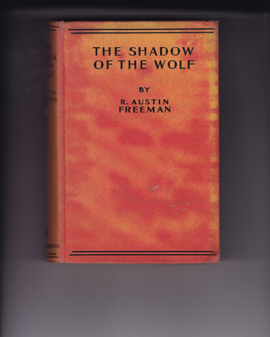 Freeman, R. Austin - The Shadow Of the Wolf