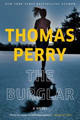 Perry, Thomas - The Burglar- To Be Signed