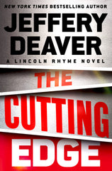 Jeffrey Deaver - The Cutting Edge - To Be Signed