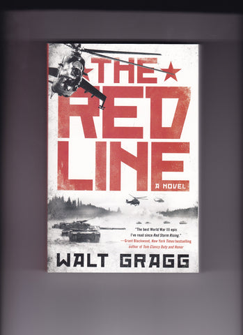 Gragg, Walt - The Red Line